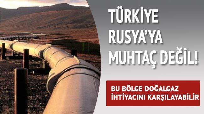 Bu b�lge T�rkiye'nin do�algaz�n� kar��layabilir