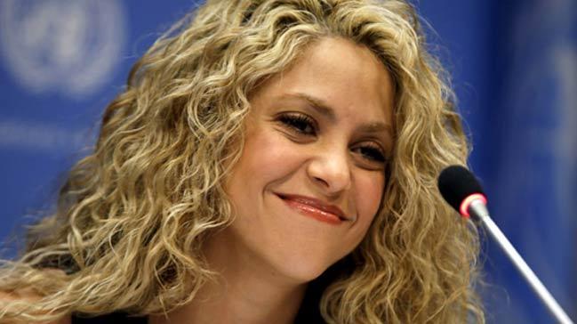 19 May�s s�rprizi Shakira!