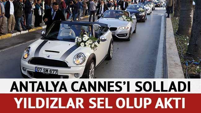 52. Uluslararas� Antalya Film Festivali'nden ilk kareler