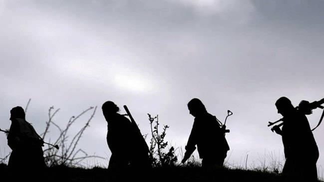 ��rnak�ta 8 PKK�l� teslim oldu