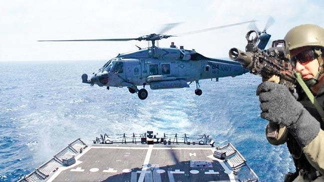 Türkiye'den Libya'nın kuzeyindeki uluslararası sularda uyuşturucu operasyonu