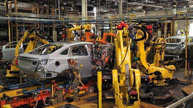 Otomotiv Sanayinde Üretim Ve İhracat Rekoru Kırıldı