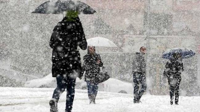 Meteoroloji Uyardı: Kar Yağışı Yeniden Geliyor!
