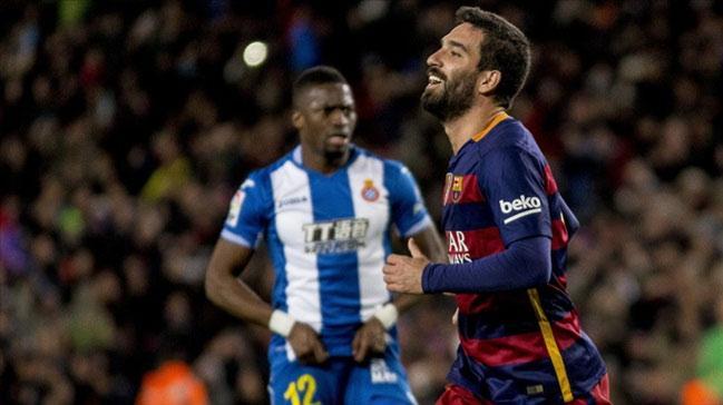 Arda 90 dakika oynadı, Barça turladı