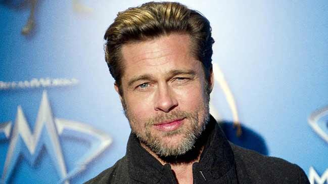 Brad Pitt, �in�e giremiyor!