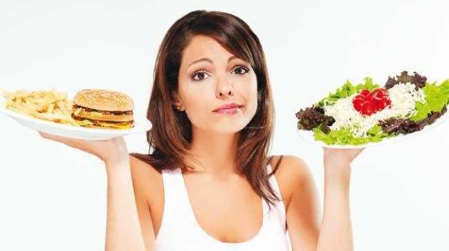 Şok diyet şoka girmeyin