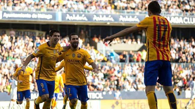 Lionel Messi yine iş başında ! Arda'lı Barcelona