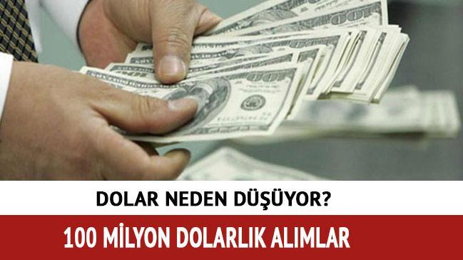 Dolar neden d���yor? ��te nedeni...