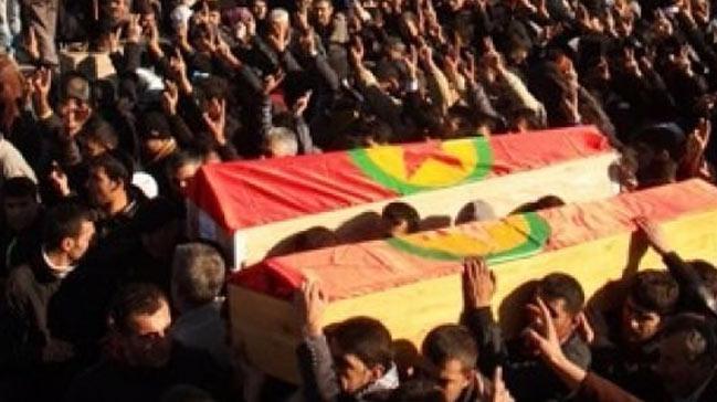 PKK y�neticisini tabutla ka��rmaya �al��t�lar