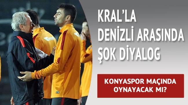 Burak Y�lmaz Konyaspor'a kar�� oynayacak m�?