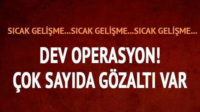 Kayseri'de FET� operasyonu: 6 g�zalt�