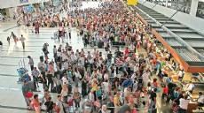 DAEޒlilerin yeni rotas� Antalya Havaliman�