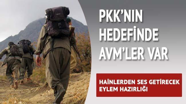 PKK'dan ses getirecek sald�r� haz�rl���!