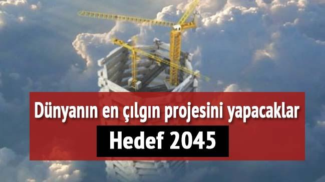 Japonlardan '��lg�n proje' Hedef 2045