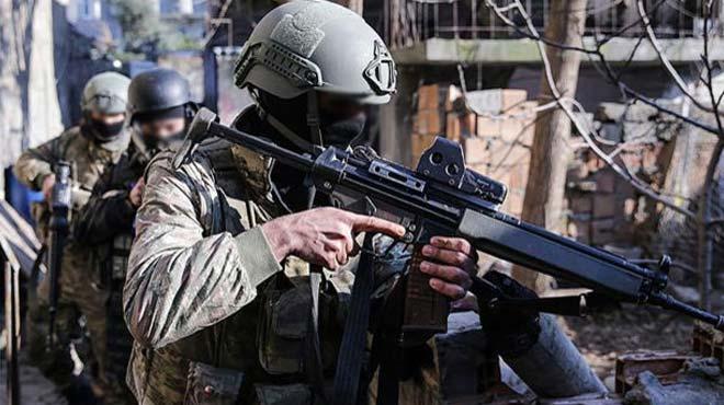 FLA�! PKK'l� o isimler  Cudi ve Sur'da s�k��t�r�ld�