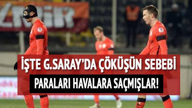 ��te Galatasaray'�n ��k���n�n sebebi!