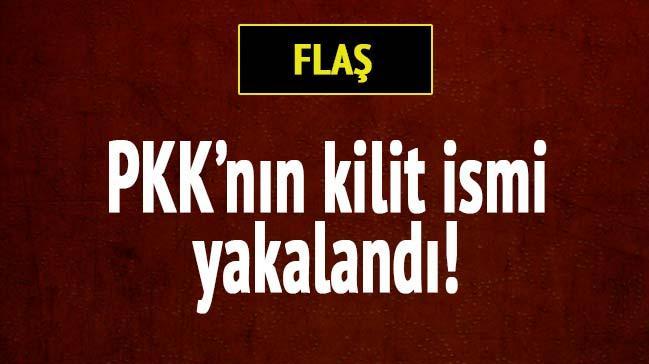PKK'n�n kilit ismi yakaland�!