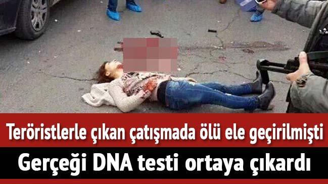 Ger�e�i DNA testi ortaya ��kard�!