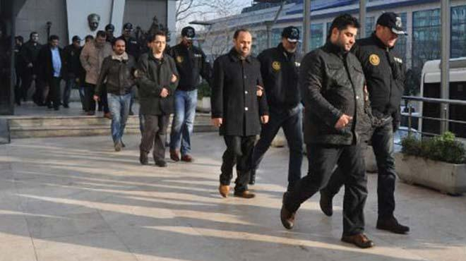 Bursa'da 'Paralel Yap�' operasyonu: 38 g�zalt�