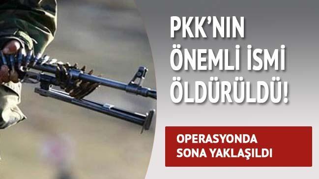 PKK'n�n o ismi �ld�r�ld�!