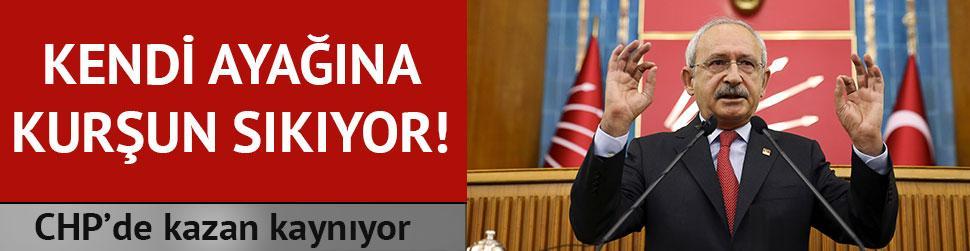 Kemal Bey'in ulusalc� kesime alerjisi var!