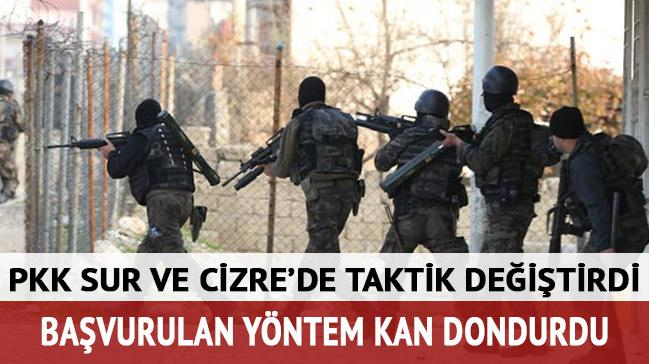 �ld�r�len militanlar �zerinden devlete karalama pe�indeler�