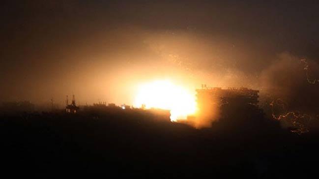 Son sald�r�lar Halep'te 51 bin ki�iyi yerinden etti