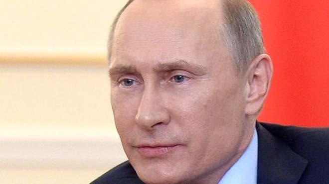 Sava�� bitirecek tek ki�i Putin