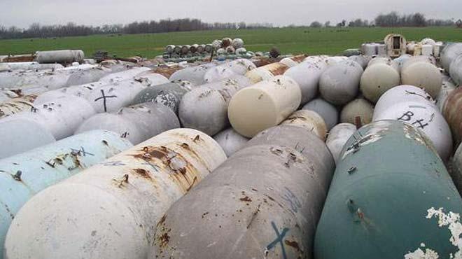 ABD, sıvılaştırılmış gaz ihracına başladı