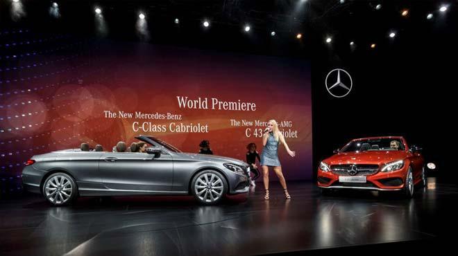 Mercedes-Benz 8 yeni modeliyle Cenevre�de