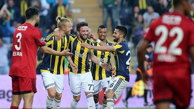 Video: Fenerbahce vs Gaziantepspor