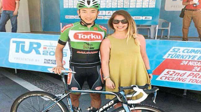 T�rkiye i�in Rio�da pedal �evirecek