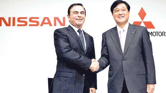Nissan%E2%80%99dan+rakibi+Mitsubishi%E2%80%99ye+2.2+milyar+$