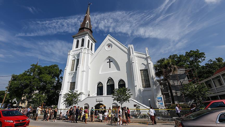 Kilise sald�rgan�na idam talebi