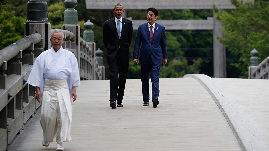 G7 Zirvesi ba�lad�