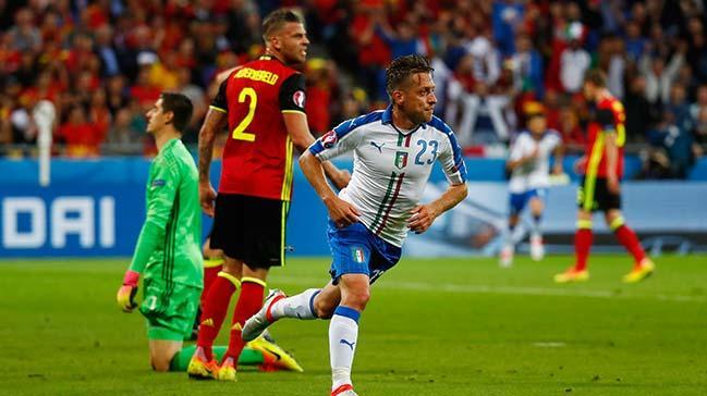 Belçika 0 - 2 İtalya 13 Haziran Euro 2016 Geniş Maç Özeti İzle
