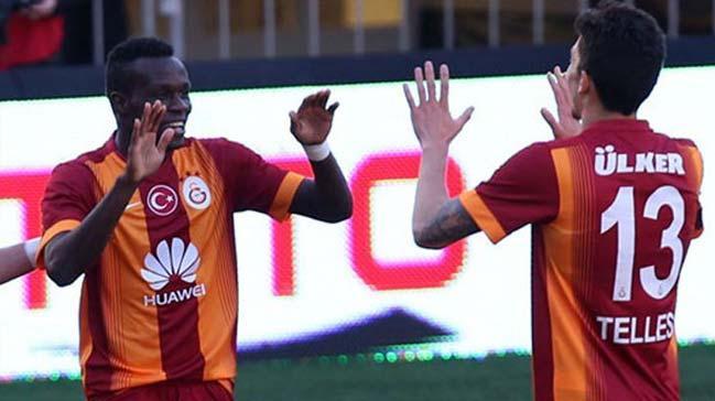 Galatasaray'�n Bruma ve Telles karar�!