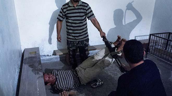 Suriye'nin i�kence bilan�osu �rpertiyor