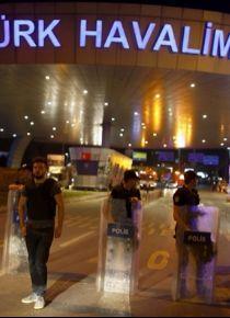 Atat�rk Havaliman�'ndaki ter�r sald�r�s�na soru�turma