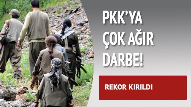 PKK'n�n finans kayna��na a��r darbe!