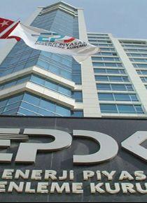 EPDK'dan 20 �irkete 8 milyon liral�k ceza