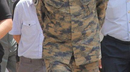 Mardin Alay Komutan� tutukland�