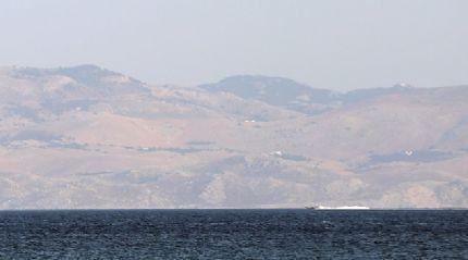 Yunan adas� Simi, 400 komando taraf�ndan abluka alt�nda