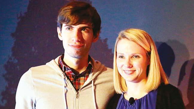 Yahoo da gelene�e uydu milyonlarca $'� ��pe att�