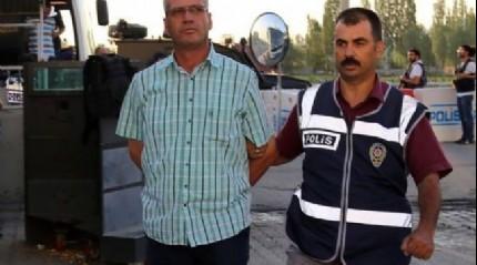 5. Hudut Alay� Merkez Komutan� tutukland�