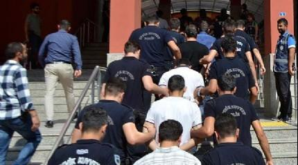 FET�'n�n darbe giri�imine ili�kin 9 bin 56 ki�i tutukland�