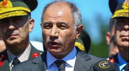 Efkan Ala: Polisin a��r silahlar� olacak