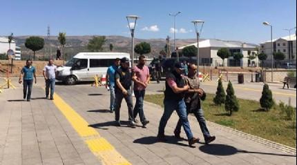 Bing�l'de eylem haz�rl��� yapan 1 PKK'l� yakaland�