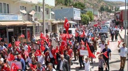 Jirki a�ireti, darbe giri�imini protesto etti