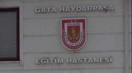 GATA Haydarpa�a Hastanesi komutan� da g�zalt�nda